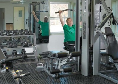 Weight Training and Recovery - mountain laurel recovery center