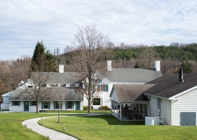 Exterior - Mountain Laurel Recovery Center - Westfield Pennsylvania alcohol and drug rehab center - drug addiction treatment - dual diagnosis treatment center