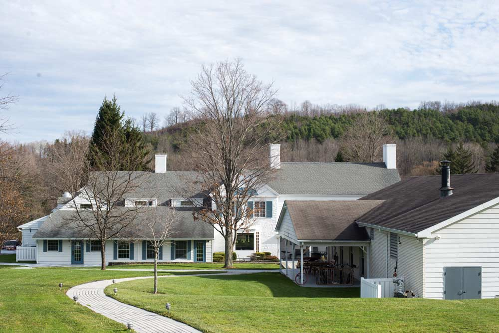 Alcohol and Drug Addiction Treatment Near Rochester - Exterior - Mountain Laurel Recovery Center - Westfield Pennsylvania alcohol and drug rehab center - drug addiction treatment - dual diagnosis treatment center