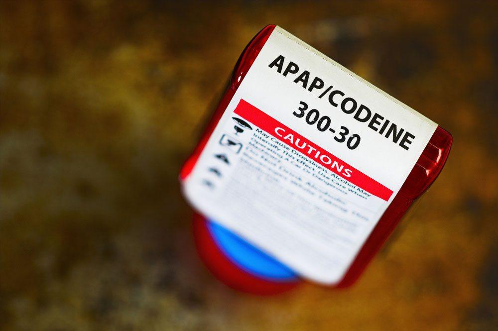 codeine uk