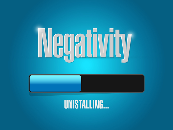 Negative Thought Impact Sobriety - negativity - mountain laurel recovery center