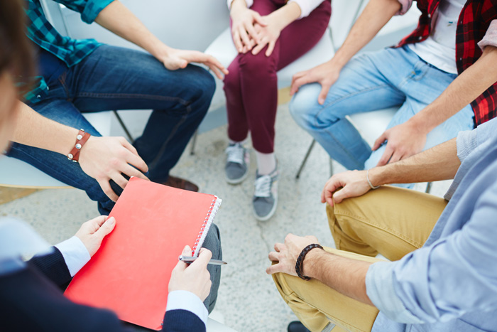 Group Therapy for Substance Abuse
