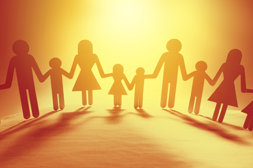 When to Involve Your Family in Your Addiction Treatment - family holding hands