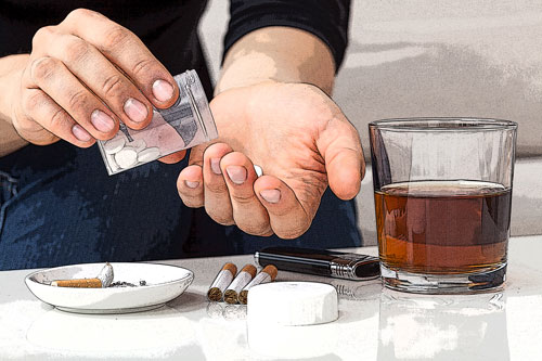 Legal Doesn't Mean Safe: Understanding the Danger of Mixing Alcohol and Opioids