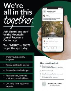 CaredFor App - Mountain Laurel